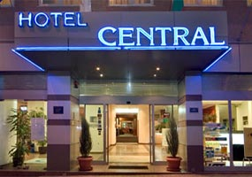Hotels in Sofia – Central Hotel in Sofia